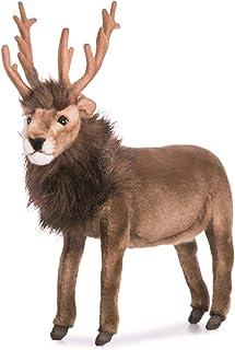 HANSA 驯鹿毛绒玩具,棕色