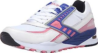 Brooks Heritage Men's Regent White/Pink Lemonade/Deep Ultra Sneaker