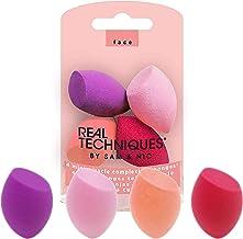 Real Techniques 4個裝迷你奇跡膚色美妝蛋(包裝和顏色可能有所不同)