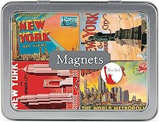 纽约卡瓦利尼磁贴 24 个各种磁贴