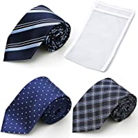 [AOKI] *超值洗衣领带 3件套 带洗衣网兜 商务人士支持可选择的色彩 可洗加工 ASET18A900 男士