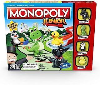 Hasbro 1484713 Monopoly 初级游戏