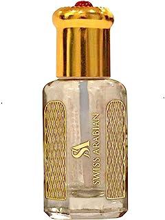 Florian 12mL | 手工手工制作香水油香水,适合男士和女士| 传统阿塔尔风格古龙水 | Perfumer 瑞士阿拉伯乌木出品 | 礼物/派对礼品 | 身体油