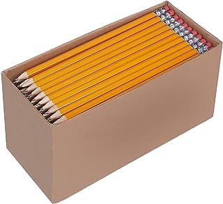 AmazonBasics 2 HB铅笔,预磨过的,木盒装#150支装