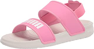 PUMA 中性儿童 Softride 凉鞋运动款