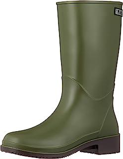 [阿维韦] [阿贝贝贝] 雨靴 女士 时尚 短款 日本制造 4058