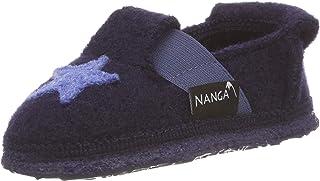 Nanga 中性儿童 闪亮星低帮拖鞋
