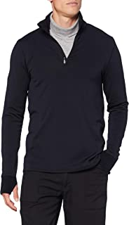Marmot 男士 Polartec Baselayer 1/2 拉链汗衫