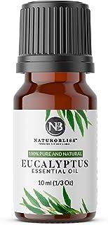 NaturoBliss * 纯净、未稀释精油 Eucalyptus Essential Oil 10ml