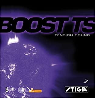 STIGA 乒乓球 胶皮 张力系内侧软质 Boost TS