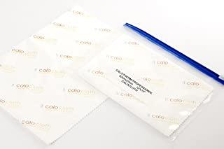 Calotherm MF1210 Calocloth Pro 超细纤维光学镜头清洁布 - 中号 30.48 厘米 x 25.4 厘米