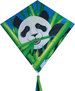 In the Breeze - 熊猫 30 英寸钻石风筝 - 有趣、轻松飞行的风筝