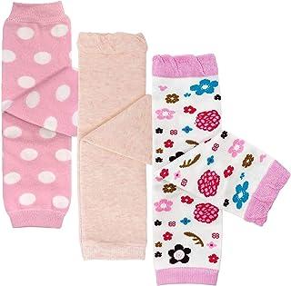 allydrew Playful Patterns 婴儿和幼儿护腿套(3 件套)