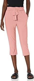 Star Vixen 女式锥形九分裤,淡紫红色,M 码