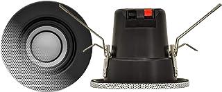 Earthquake Sound ECS 3.0 Edgeless 超紧凑 3 英寸天花板扬声器(一对),白色