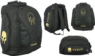 Verus 可调节双肩运动提篮背包 金色/黑色 One_Size