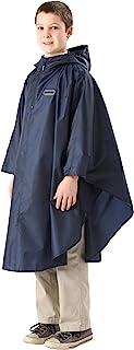 Outdoor Products 儿童雨披共6种颜色共3种尺寸*蓝2016定制款 蓝色 150