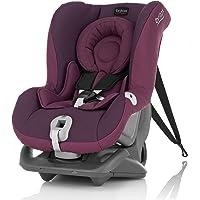 Britax 宝得适 百代适汽车儿童安全座椅First Class Plus头等舱白金版-葡萄紫(适合0-18KG,约0…