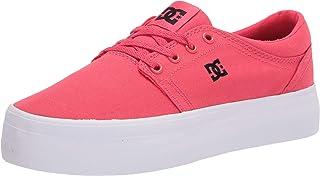 DC Trase 女士厚底滑板鞋
