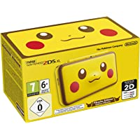 Nintendo 任天堂 掌上游戏机—新款任天堂2DS XL—皮卡丘版(任天堂3DS)