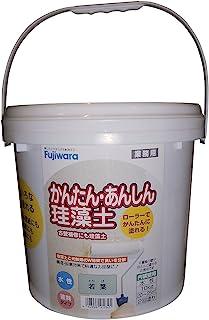 藤原化学 简单安心硅藻土 ワカバ 10kg
