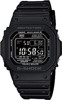 Casio 卡西欧 男式太阳能数码手表GW-M5610-1BJF,Corresponding Radio Station6 G-SHOCK手表