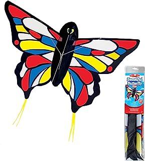 Melissa & Doug 40218 美丽蝴蝶风筝 | 3+ | 送给男孩或女孩的礼物