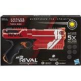 Hasbro 孩之宝 Nerf 热火 竞争对手Kronos xvi -500 玩具枪(红色)
