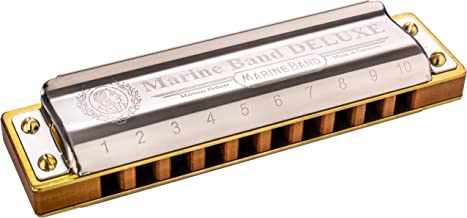 Hohner Marine Band Deluxe M200501 x C 口琴