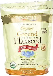 Spectrum Essentials Organic Ground Flaxseed - 14 Oz