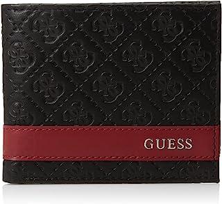 GUESS 男式 Mesa ID bi-fold 钱包