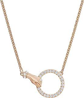 Swarovski 施华洛世奇星星象征 镀玫瑰金女士 闪闪发光的水晶