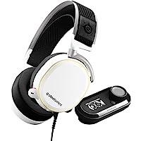 SteelSeries 赛睿 Arctis Pro GameDAC - 游戏耳机 - 认证高分辨率音频 - ESS Sa…