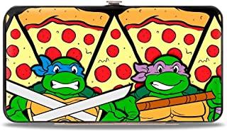 带扣铰链钱包 - 忍者龟