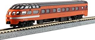 Kato USA Model Train Products N Milwaukee Road 奥林匹克夏威夷 9 辆车套装 乘客