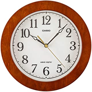 Casio卡西欧 室内电波时钟 棕色 IQ-1107J-5JF