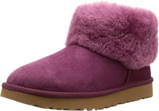 Ugg 经典靴 Classic Mini Fluff 女士