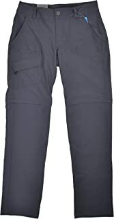 Columbia 女士 XK0783 Kestrel Trail 弹力敞篷裤,深灰色