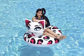 Poolmaster 48 英寸泳池管浮舟,小猫
