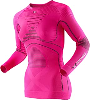 X-Bionic Energy Accumulator Origins 长袖衬衫女士压缩球衣上衣