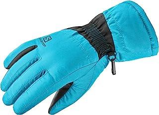 Salomon 萨洛蒙 滑雪系列 女式 户外滑雪手套 防风保暖 FORCE W L40421