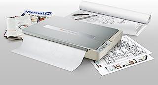 Plustek A3 平板扫描仪 OS 1180:11.7x17 大格式扫描尺寸适用于蓝图和文件。专为图书馆、学校和Soho设计。 A3 扫描 9 秒,支持 Mac 和 PC