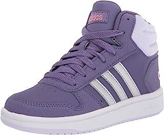 adidas 阿迪达斯儿童 Hoops Mid 2.0 K 运动鞋