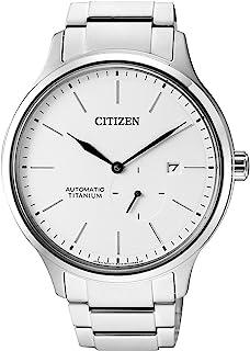 CITIZEN西铁城 腕表 海外款 机械 小秒针 NJ0091-88A 男士