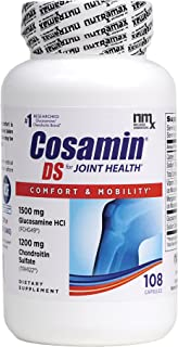 Cosamin - DS 雙重力量*補充劑 108 Capsules 108