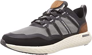 [ZEROGRAND] Zero Grande 户外鞋 跑步机 mens C32103 黑色/浆泥/CH 亮钛