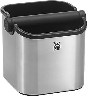 WMF 福腾宝 Lumero 冲水容器 带敲门杆 过滤网配件 适用于洗碗机 不锈钢 哑光