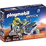 Playmobil 摩比世界 9491 玩具火星三轮车