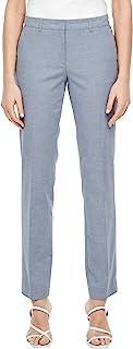 s.Oliver BLACK LABEL 女士修身直筒商务裤