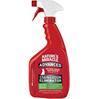 Nature's Miracle Advance Cat Stain and Odor Eliminator Gallo…